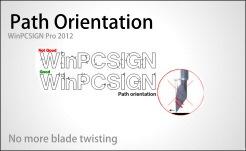 path orientation