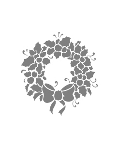 Signmax Us Vector Logo Christmas Wreath