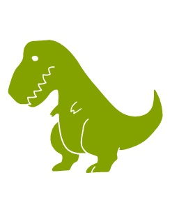signmax us vector logo little t rex rh signmax us t-rex vector download t rex silhouette vector