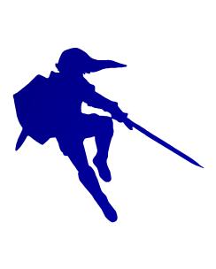 SignMAX us - Vector logo: Zelda