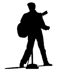 Signmax Us Vector Logo Elvis Presley