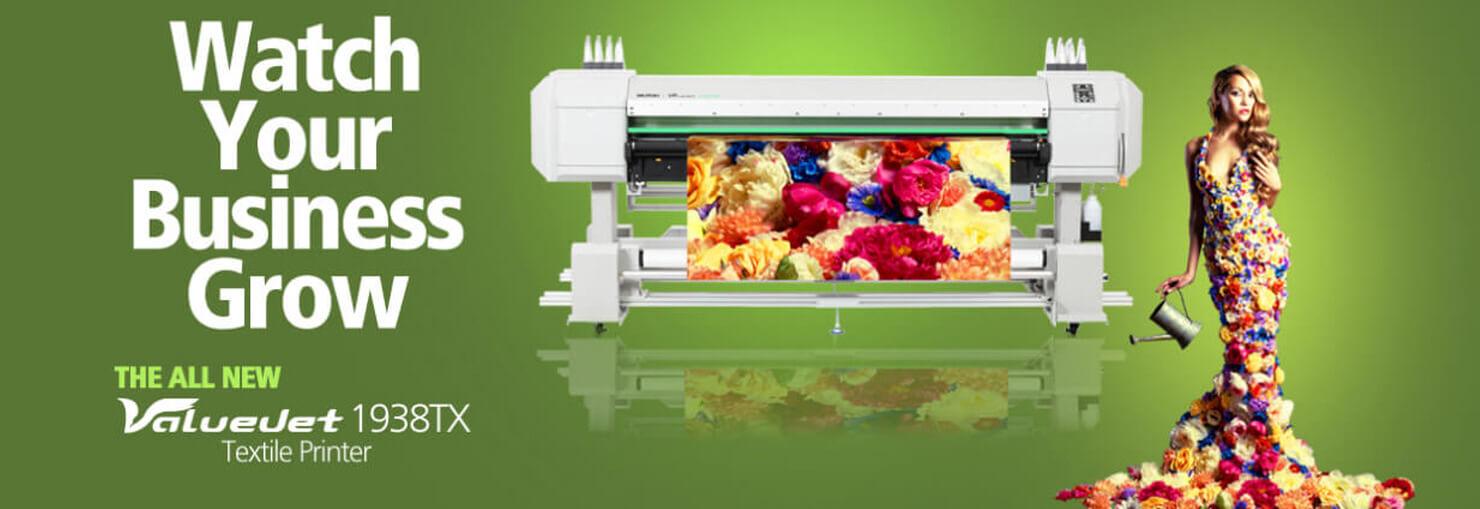 Signmax Large Format Printers