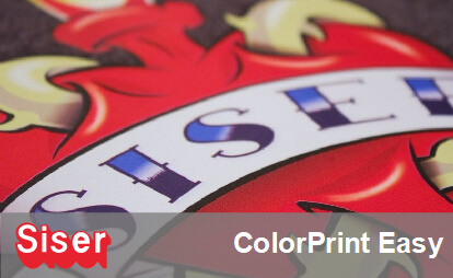 graphic regarding Siser Colorprint Easy Printable Heat Transfer Vinyl titled SignMAX - Warmth shift vinyl - Siser ColorPrint