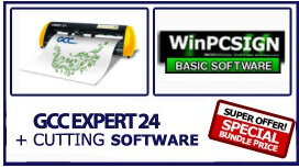 CUTTING PLOTTER EXPERT II 24