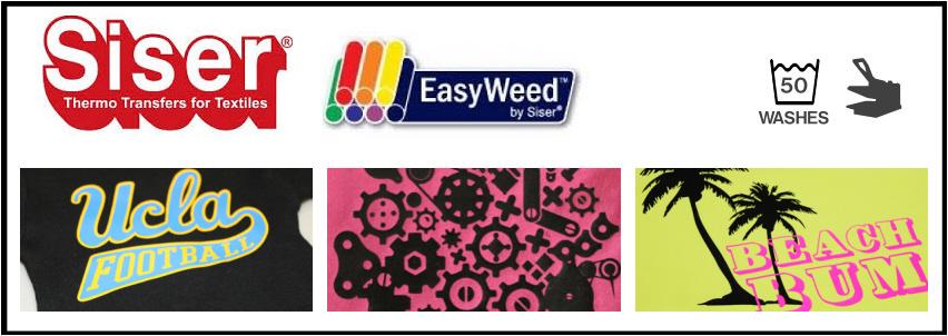 Siser Easyweed Heat Transfer Vinyl 1 Roll 15 Quot X 50 Yards