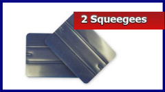 2 Squeegees