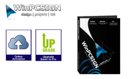 Upgrade WinPCSIGN BASIC to WinPCSIGN PRO 2014