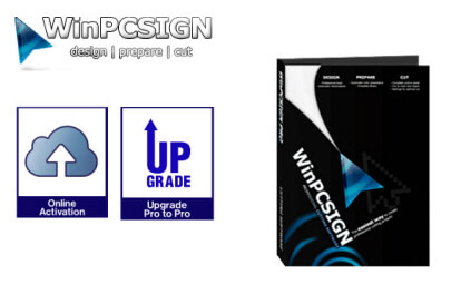 Upgrade WinPCSIGN PRO to WinPCSIGN PRO 2014