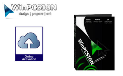 WINPCSIGN BASIC 2012 - Online activation