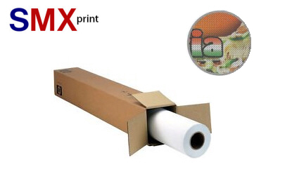SMX - ME-MESH perforated vinyl with laminated roll - 8 oz - 1 Roll (54'' x 75')