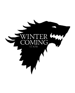 Signmax Us Vector Logo Winter Is Coming